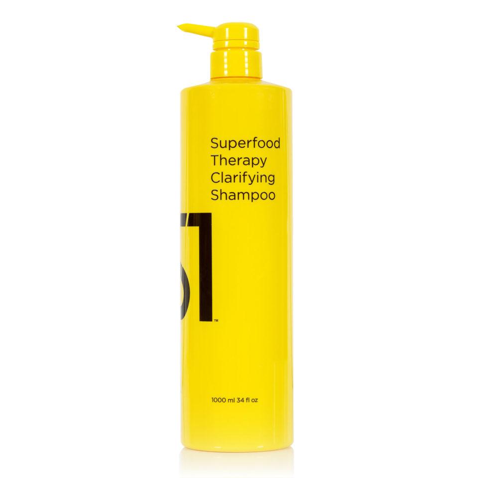 Clarifying shampoo 1L-01