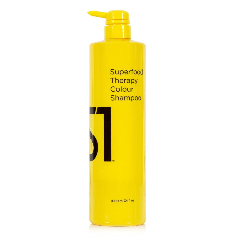 Colour Shampoo 1L-01